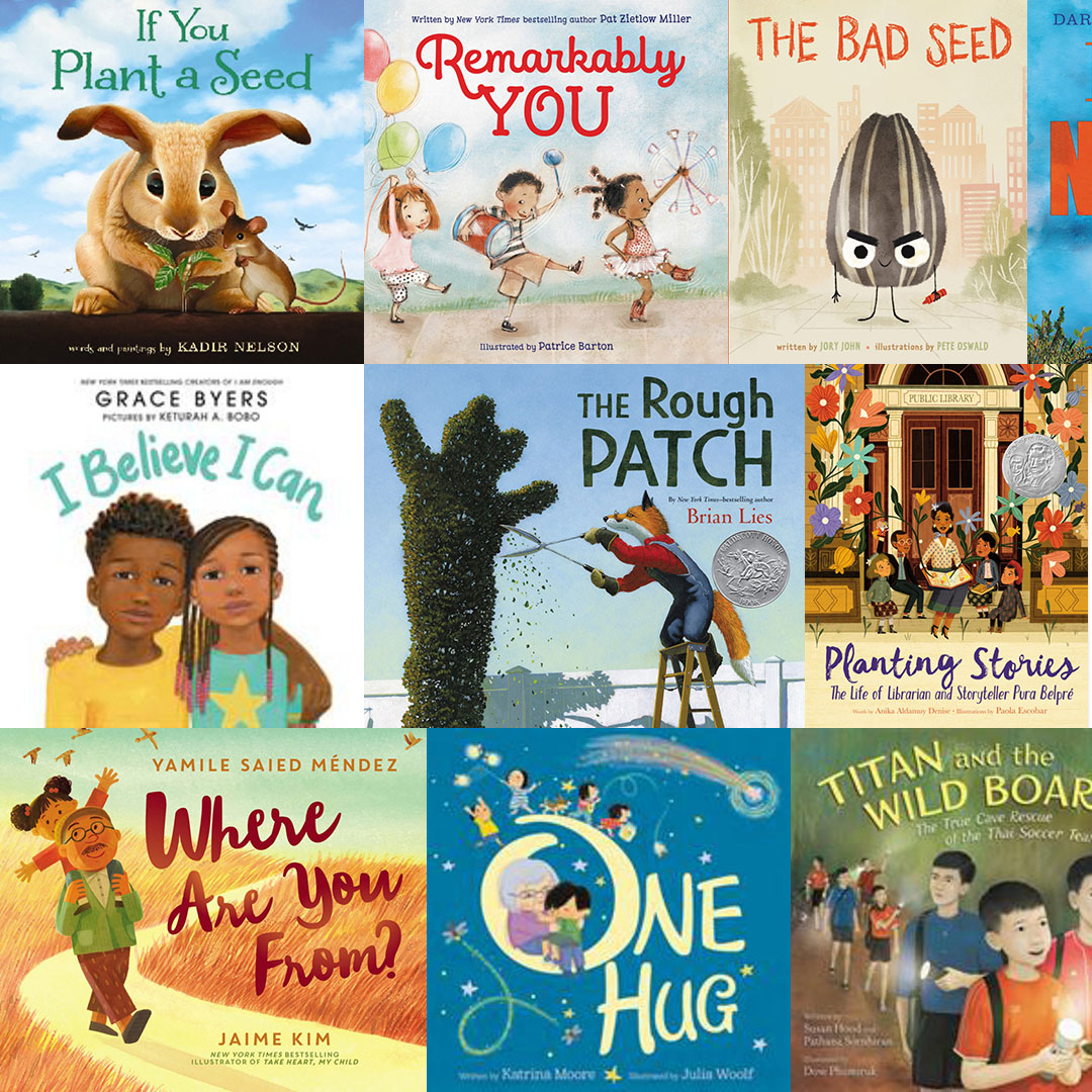Daily Picture Book Read-Alouds